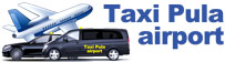 Taxi Pula airport | Taxi - transfer services around Pula, Croatia